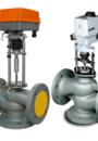 Трехходовые регулирующие клапаны TRV-3